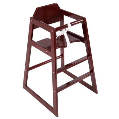 Multifunctional Child Dining Chair Solid Wood Baby Dining Chair #BDC208