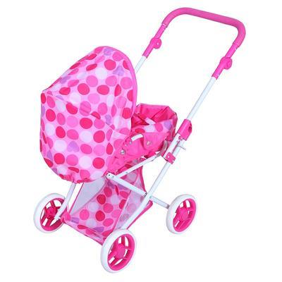 Newborn and toddler pram folding stroller doll pram baby toy TS3025
