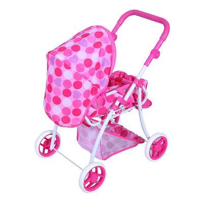 Folding stroller lightweight pram doll pram baby toy TS3044