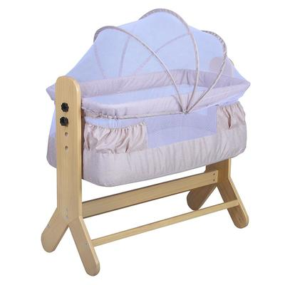 Multi functional eco baby crib wooden baby bed #CWC5464