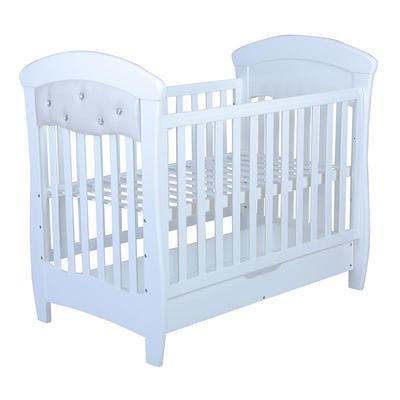 Deluxe wooden bed European baby bed #MWC6018