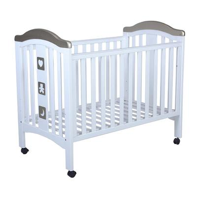 European high-grade multi functional crib wooden crib game bed baby cot #MWC6024